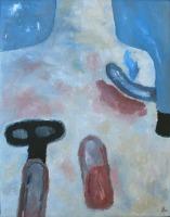 Oil paint, 30 x 40 cm, 2010, € 225
