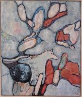 Olieverf 60 x 70 cm, 2011, Sold