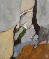 Olieverf 20 x 25 cm, 2011, Sold