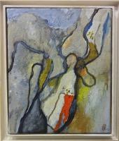Oil paint,  20 x 25 cm, 2012, € 295
