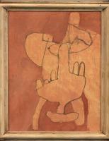 Oil paint,  20 x 25 cm, 2012, not for sale