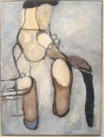 Oil paint 30 x 40 cm, 2012, € 295