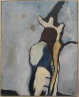 Olieverf 20 x 25 cm, 2013, Sold