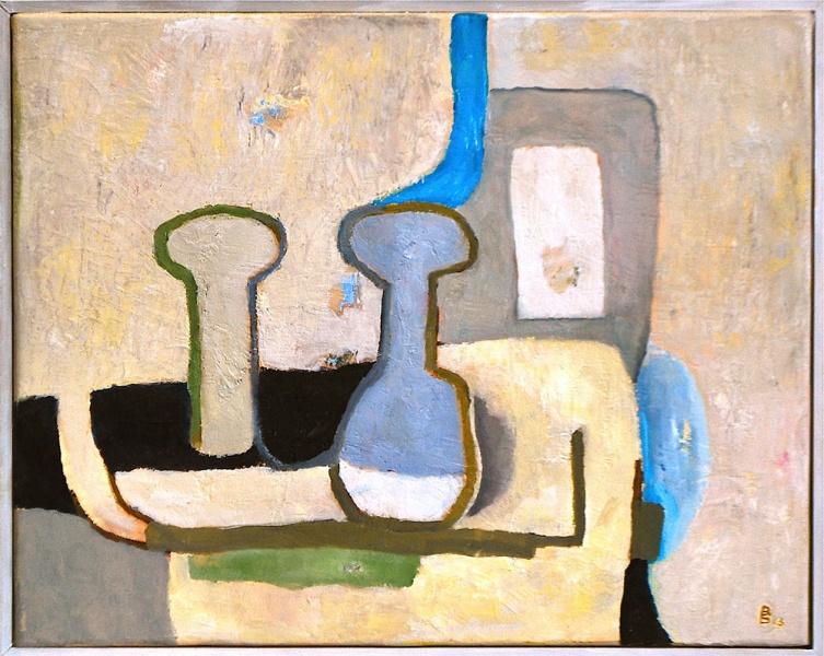 Oil paint, 40 x 50 cm, 2013, € 575