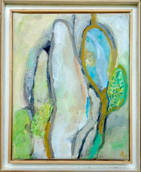 Oil paint,20 x 25 cm, 2013, € 375
