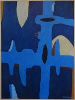 Oil, 150 x 200 cm, € 3000