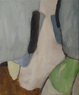 Oil on canvas, 20/ 25cm, 2011