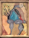 Oil on canvas, 20/ 25cm, 2012