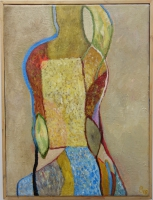 Olieverf 30 x 45 cm, 2015, Sold