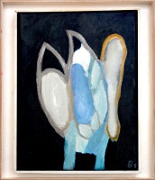 Oil paint,  20 x 25 cm, 2015, Sold